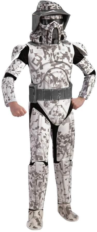 Star Wars Clone Wars Deluxe ARF Trooper Child's Halloween Costume