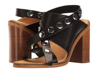 MM6 MAISON MARGIELA Adjustable Studded Strap Sandal Women's Sandals