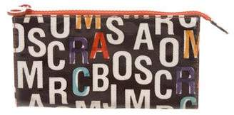 Marc by Marc Jacobs Canvas Logo Wallet