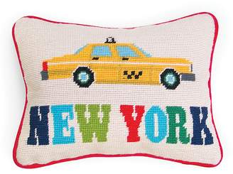 "Jonathan Adler Jet Set NYC Pillow, 9"" x 12"""