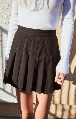 John Galt Pleated Skirt