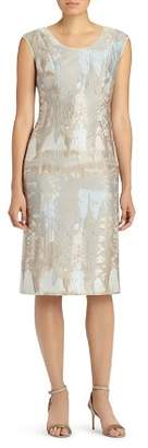 Lafayette 148 New York Welma Jacquard Dress