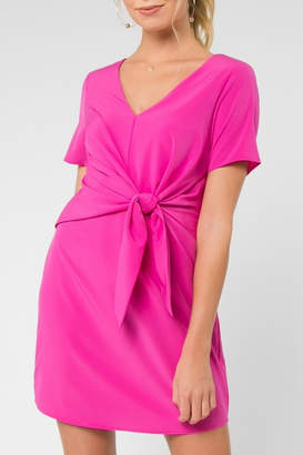 Everly Front Tie Dress