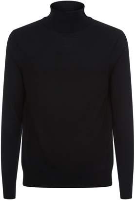 Sandro Roll Neck Sweater