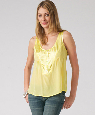 Simple Silk Top