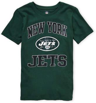 Majestic Boys 8-20) New York Jets Tee