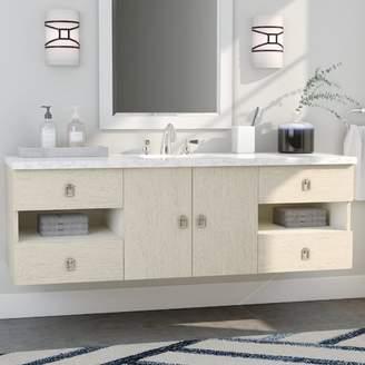 """Bronx Ivy Hobbs 60"""" Single Bathroom Vanity Base"""