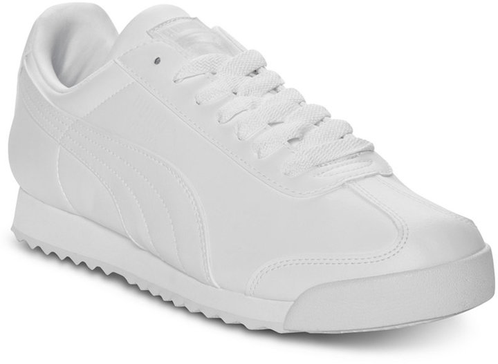 Puma Men's Roma Casual Sneakers from Finish Line