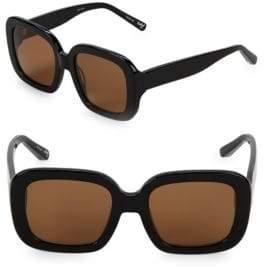 Elizabeth and James 54MM Square Sunglasses