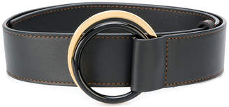 Marni double ring belt