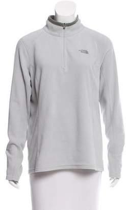The North Face Zip Fleece Sweater