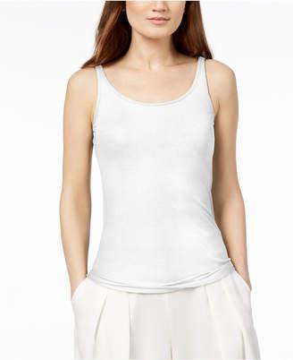 Eileen Fisher System Silk Jersey Tank Top, Regular & Petite