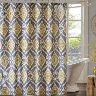 Bungalow Rose Alexander Printed Shower Curtain