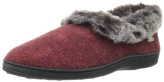 Acorn Women's Chinchilla Collar Slipper8-9 M US