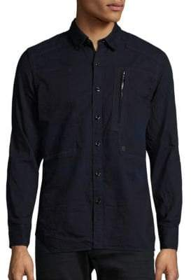 G Star Powel Long Sleeve Shirt