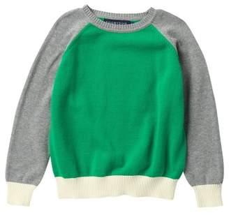Toobydoo Varsity Baseball Sweater (Toddler, Little Boys, & Big Boys)