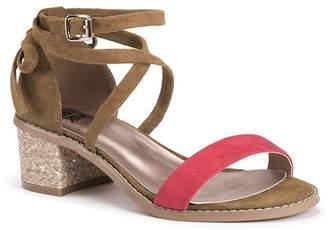 Muk Luks Sasha Heeled Sandal