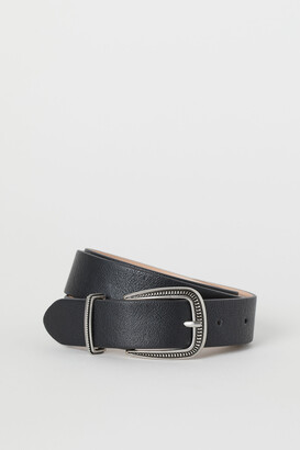 H&M Belt with Metal Buckle