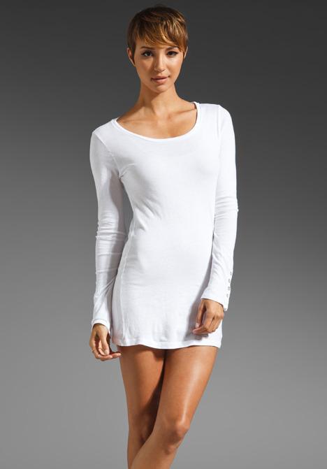 Velvet Essential Jersey Classic Amzin Dress