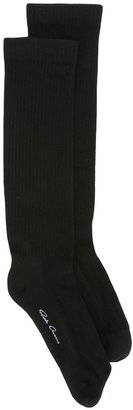 Rick Owens long socks $162 thestylecure.com