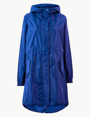 Marks and Spencer Long Pack Away Parka