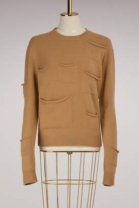 J.W.Anderson Multi-Pocketed Woolen Sweater