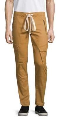Cargo Twill Pants