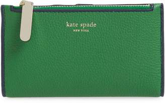 Kate Spade Sam Leather Bifold Wallet