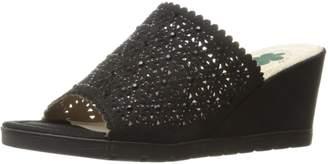 Spring Step Women's Calla Wedge Slide Sandal