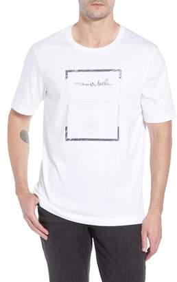 Travis Mathew That Box Crewneck T-Shirt