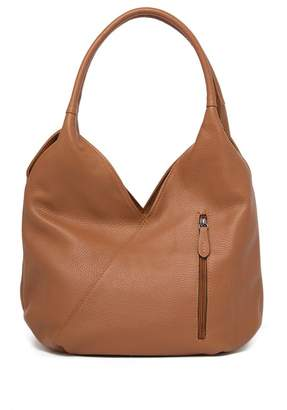 Roberta M Leather Hobo Bag