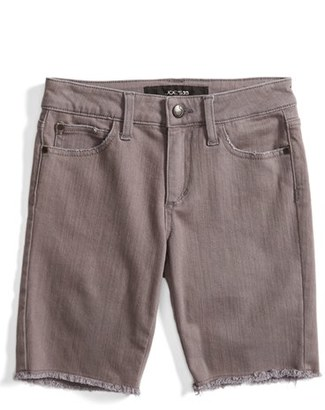 Boy's Joe's Frayed Bermuda Shorts $39 thestylecure.com