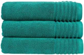 Christy Adelaide 100% Combed Cotton Towel Collection (Pairs) – Jade