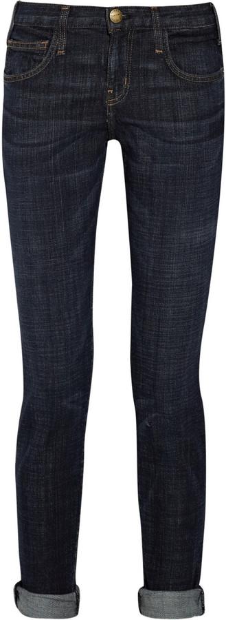 Current/Elliott The Roller low-rise boyfriend-fit jeans