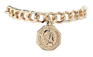 Forever 21 Coin Chain Bracelet