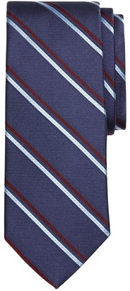 Brooks Brothers Alternating Double Stripe Tie