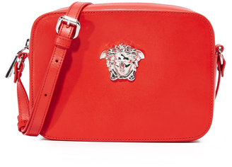 Versace Small Cross Body Bag $850 thestylecure.com