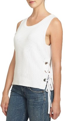 Women's 1.state Sweater Tank $99 thestylecure.com