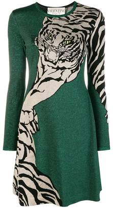 Valentino Tiger Re-Edition dress