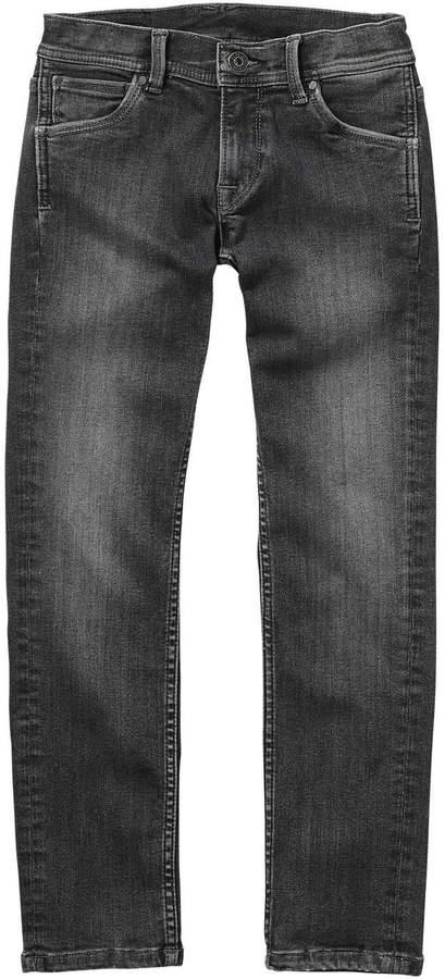 Pepe Jeans London Cashed - Jeans mit geradem Schnitt - schwarz