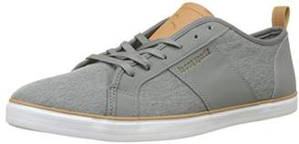 Le Coq Sportif Men's Carcans Craft Grey Denim/Brown Sugar Trainers