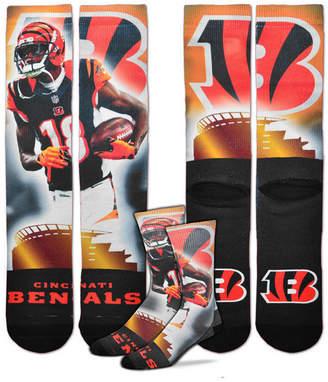 For Bare Feet A.J. Green Cincinnati Bengals City Star Player Crew Socks