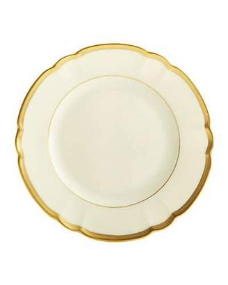 Haviland & Parlon Colette Gold Bread & Butter Plate