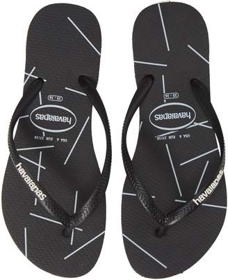 Havaianas Slimstripes Flip Flop