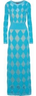 Missoni Open-Knit Maxi Dress