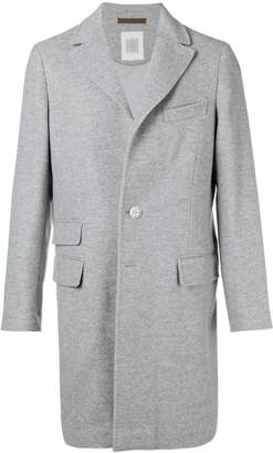 Eleventy single breasted coat