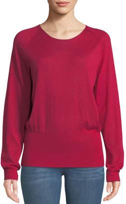 IRO Children Scoop-Neck Cashmere Sweater