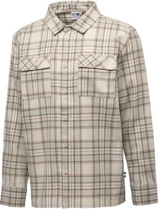 PUMA x BIG SEAN Long Sleeve Chequered Men's Shirt