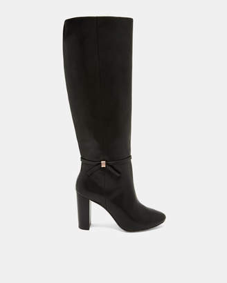 Ted Baker LINAEY Knee-high leather boots