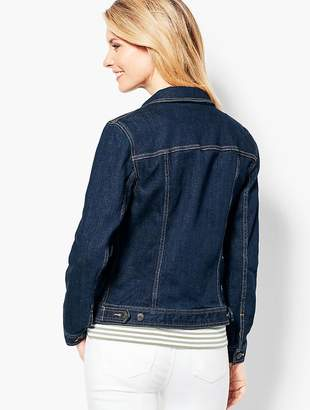 Talbots Classic Jean Jacket - Madison Wash